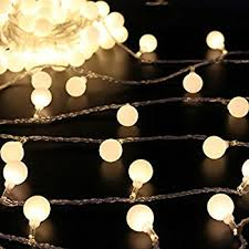 Fairy Lights For Bedroom - amazon com led string lights with photo clips battery operated