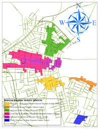 Local Map Local Historic Preservation Planning Division Official Website
