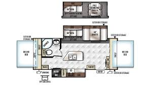 Rockwood Camper Floor Plans New 2017 Forest River Rockwood Roo 23ikss 6163