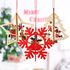wholesale 2016 top sales decoration wooden bell