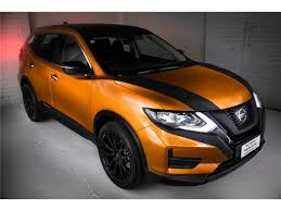 nissan x trail st 7 seats onyx edition 2017 ahg ford holden