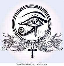 eye of horus stock images royalty free images vectors