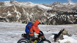 best gear for bikepacking the ultimate winter kit winter fat bikepacking rollins pass youtube