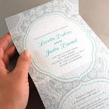 send and seal wedding invitations lace seal and send invitation seal and send wedding