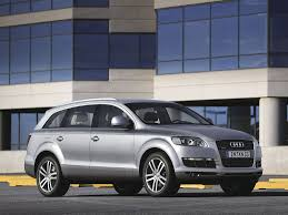 Audi Q7 Modified - view of audi q7 photos video features and tuning bestautophoto com