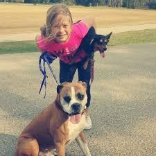 Shevyn Burnette Dog Walker in Spring TX