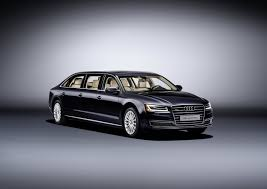 Audi Q7 Limo - audi a8l extended is a six door luxury limo autoguide com news