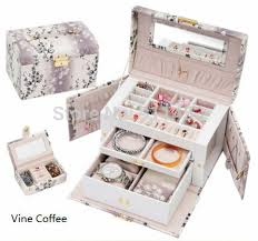 gifts for a woman jewelry box small butterfly fashion princess dressing married