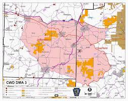 Pa Wmu Map Full O U0027bull Gazette May 2015