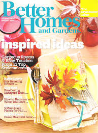 garden magazine subscription home outdoor decoration