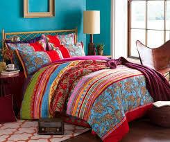 duvet cute bed comforters bohemian duvet aztec comforter maroon