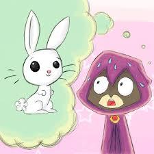 ttg mlp raven angel bunny color mscherbear deviantart