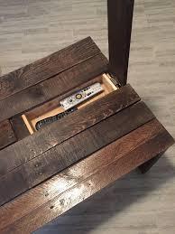 Rustic Storage Coffee Table Storage Coffee Table Writehookstudio