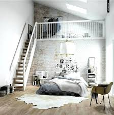 decoration chambre deco chambre scandinave en chic idee deco chambre style