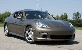 porsche panamera hatchback porsche panamera review 2010 porsche panamera s test u2013 car and driver