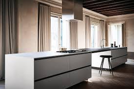 bush hammered stoneware kitchen with island maxima 2 2
