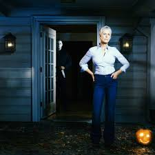 jamie lee curtis is back in the new halloween movie set for next