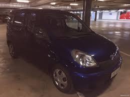 toyota yaris verso toyota yaris verso 1 3 verso luna 5d mpv 2000 used vehicle