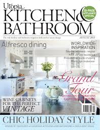 Moroccan Tiles Kitchen Backsplash Uk Magazine Features Fassi Moroccan Tile Backsplash The Official