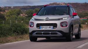 watch the new citroen c3 aircross u2013 compact suv is a c change