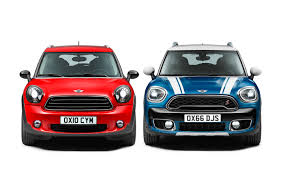 custom lego mini cooper 2016 countryman vs the 2017 countryman visual differences