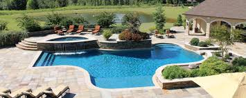 Backyard Pools Tupelo Ms by Custom Pool Builder Jackson Inground Pool Memphis Olive Branch