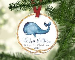 personalized christmas ornaments baby baby s christmas ornament boy ornament baby