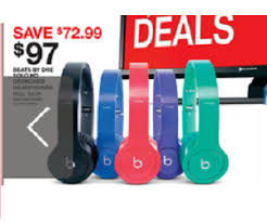 black friday 2016 target beats solo beats by dre solo hd drenched headphones in black deal at target