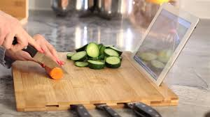 using creative kitchen cutting board is one solution that is more