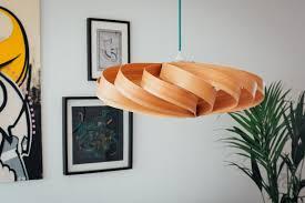 Wohnzimmerlampe Selber Bauen Ghostbastlers U2013 Holzfurnierlampe