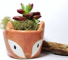 animal planter cutest ever animal planters pop shop america