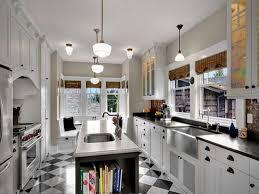 black and white kitchen floor ideas black and white tile floor kitchen