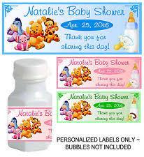 winnie the pooh baby shower favors winnie the pooh baby shower ebay