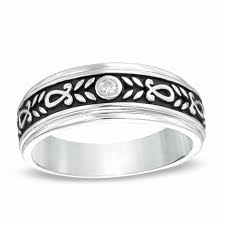 wedding ring for trio collection rings zales
