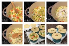 Pot Pie Variations by Individual Chicken Pot Pies Recipe Finding Our Way Now