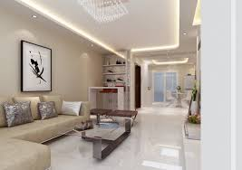 interior wonderful home interior decoration with various built in