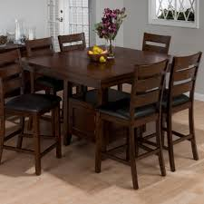 9 piece dining room set captivating 9 piece counter height dining