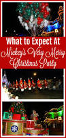 mickey u0027s very merry christmas party is a specially ticketed event