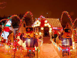The Best Christmas Light Displays by The Amazing Luxurious Christmas Light Displays Lgilab Com