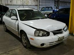 hyundai elantra 01 clean title 2001 hyundai elantra sedan 4d 2 0l 4 for sale in