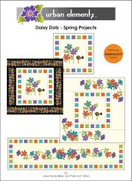 daisy dotz spring projects pattern