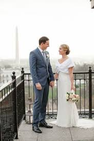 dc wedding planners copper and white dc wedding reception at dar dc wedding planner