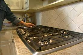 kitchen gas how to remove and install a gas cooktop diy projects videos