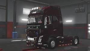 Truck Accessories Interior New Volvo Fh16 Accessories Interior V3 3 Truck Mod Euro Truck