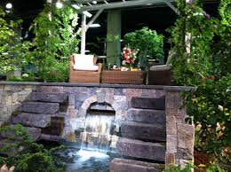 Garden Waterfall Ideas Emejing Waterfall Landscape Design Ideas Gallery Interior Design