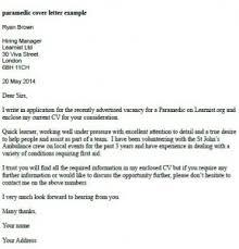 Sample Paramedic Resume by Winsome Design Emt Cover Letter 5 Sample Cv Resume Ideas