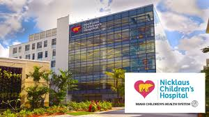 Miami Dade Kendall Campus Map by Video Center Nicklaus Children U0027s Hospital