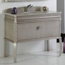 equipment fresca platinum 40 antique silver bathroom