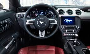 used mustang interior parts interior of the 2015 ford mustang mustang performance parts