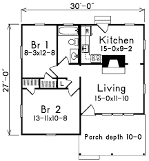 2 bedroom cottage house plans 592 sq ft cottage in italy floor plan photos